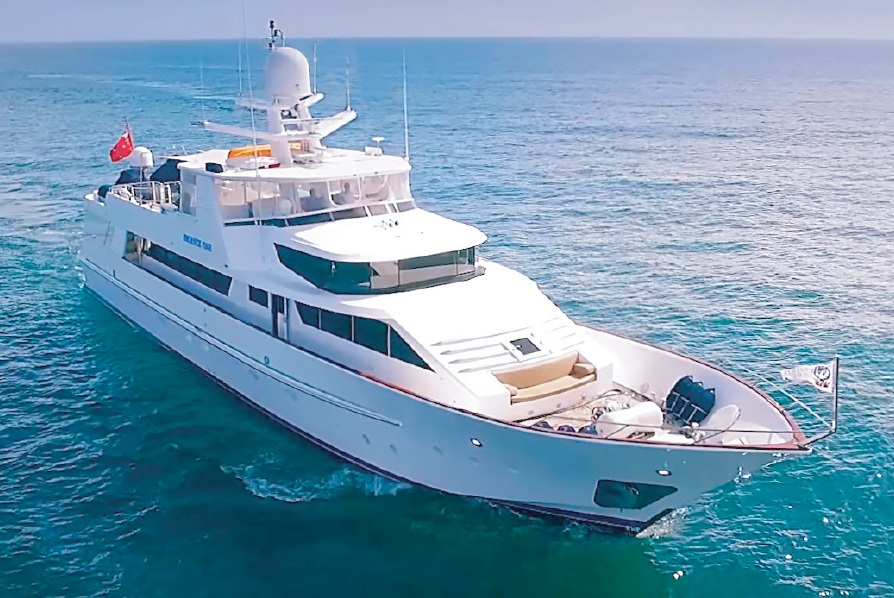 YOTSPACE superyacht voyages - Phoenix One