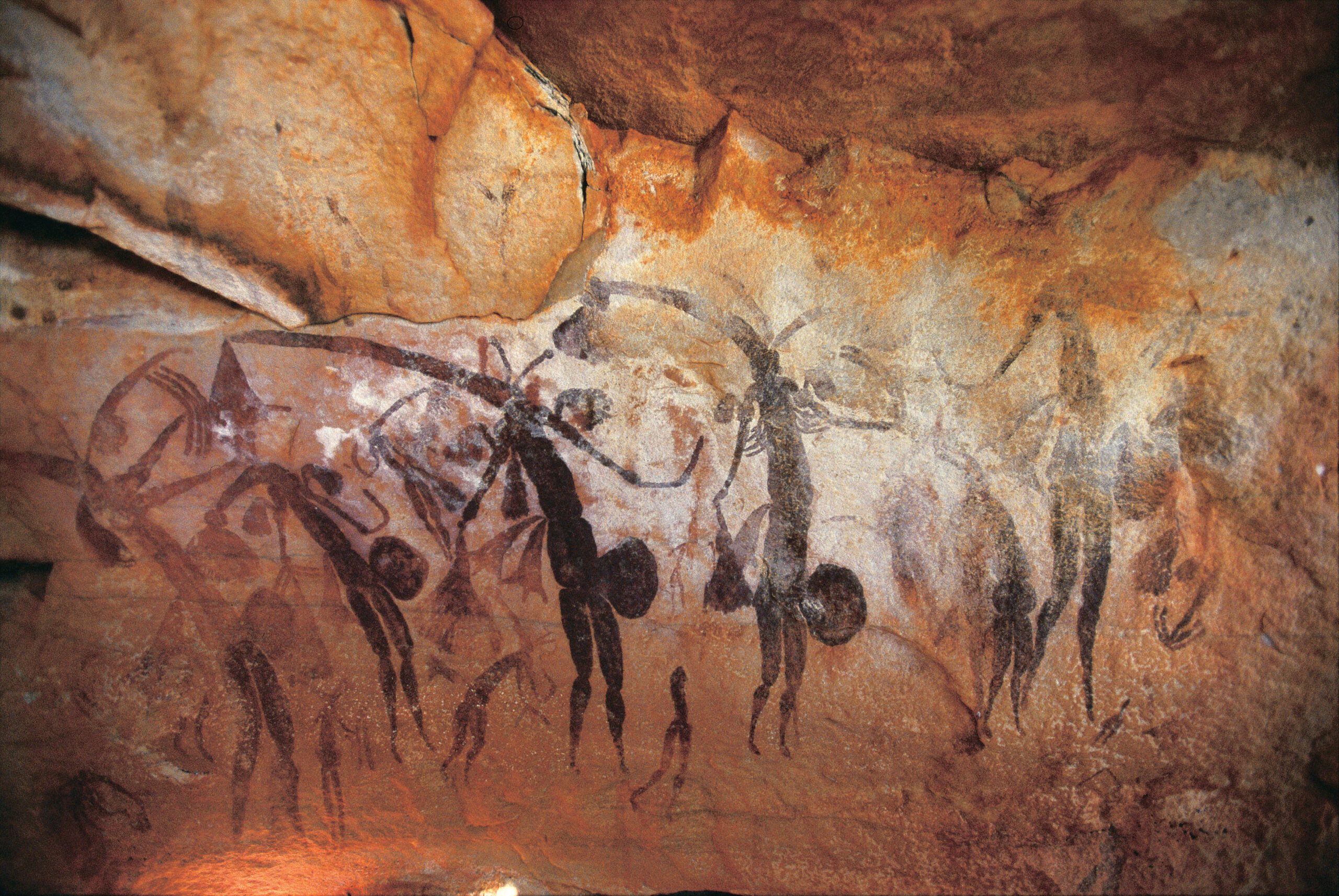 YOTSPACE superyacht voyages - Kimberley voyages - Gwion Gwion Aboriginal rock art