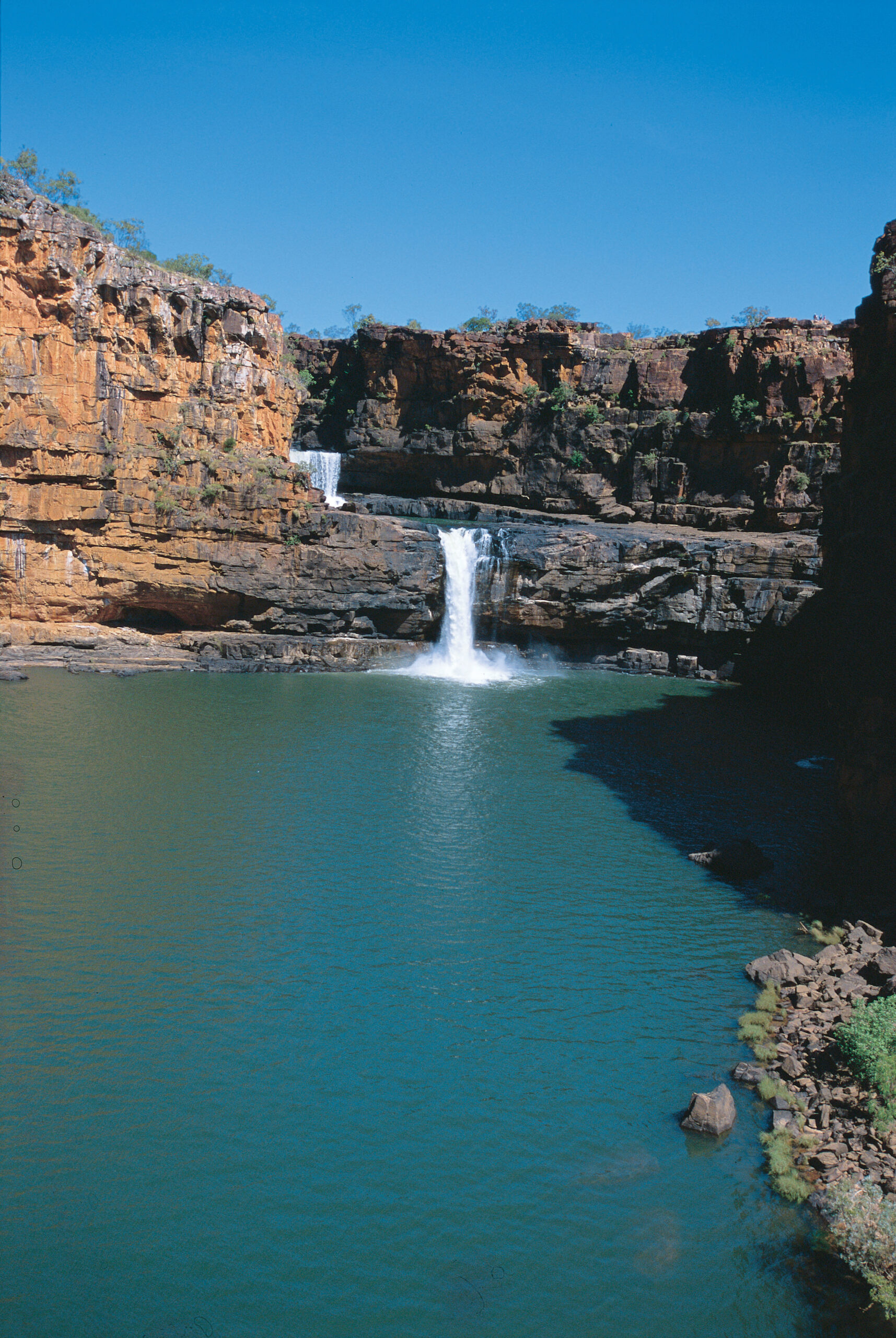 YOTSPACE superyacht voyages - Kimberley voyages - Mitchell River National Park