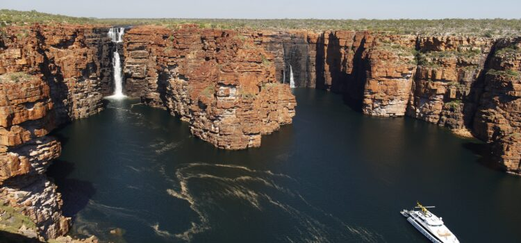 The Kimberley | Superyacht Voyages for Explorers by YOTSPACE