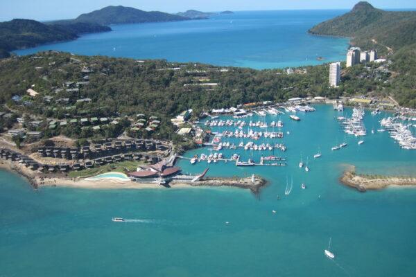 YOTSPACE superyacht voyages - Hamilton Island - Great Barrier Reef
