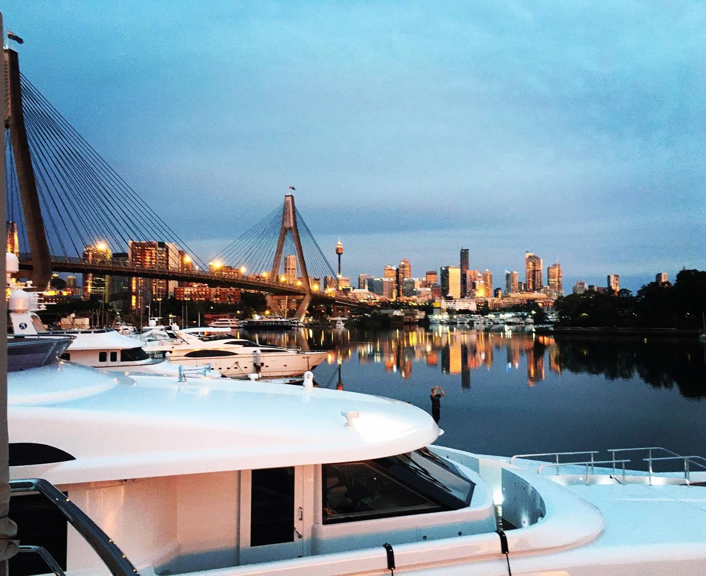 YOTSPACE superyacht voyages - Sydney -Corroboree - Superyacht Marina