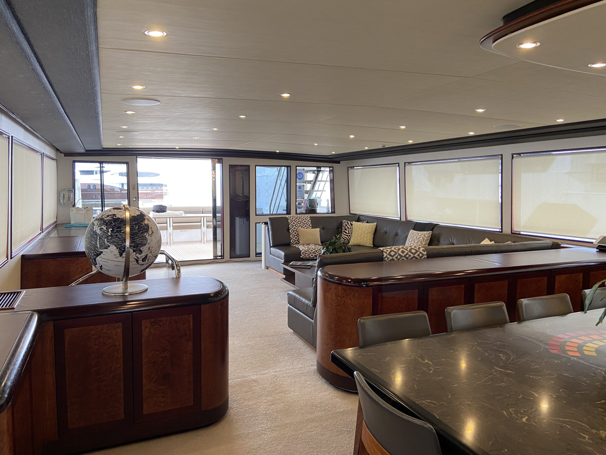 YOTSPACE superyacht voyages - Superyacht expeditions - Corroboree