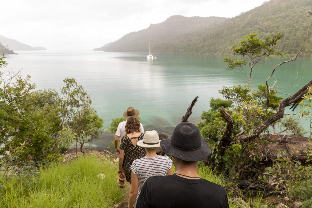 YOTSPACE superyacht voyages - Hamilton Island - Whitsundays Island Voyage