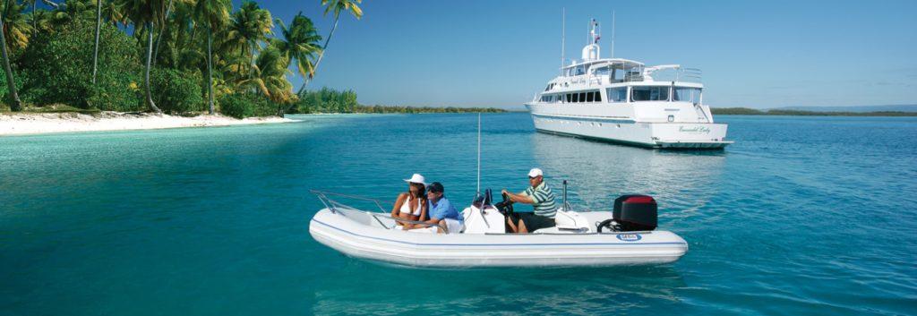 YOTSPACE - Superyacht Voyages - Island Exploration