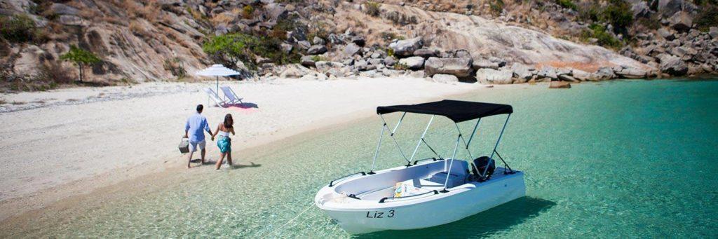 YOTSPACE - Superyacht Voyages - Remote Beaches Lizard Island