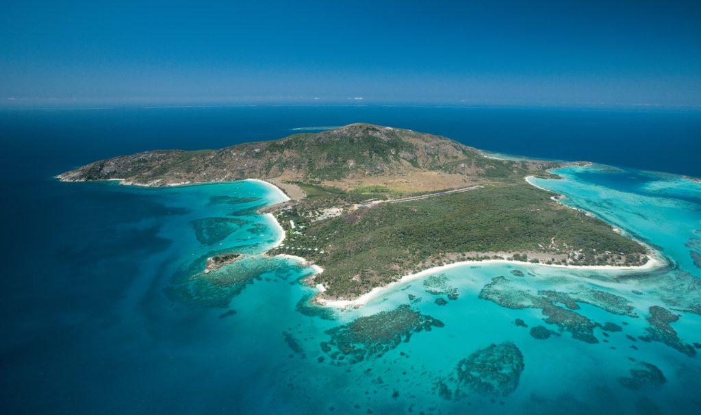 YOTSPACE - Superyacht Voyages - Lizard Island