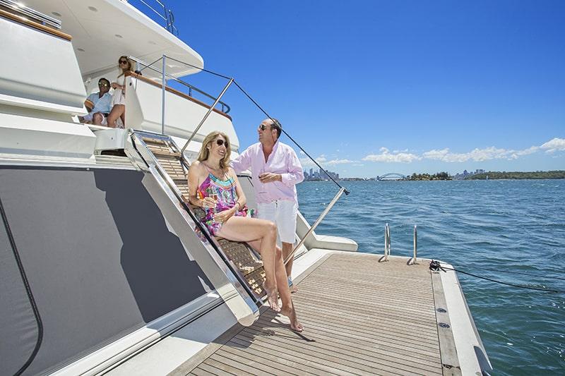 YOTSPACE - Sydney Harbour Voyage - Lady Pamela