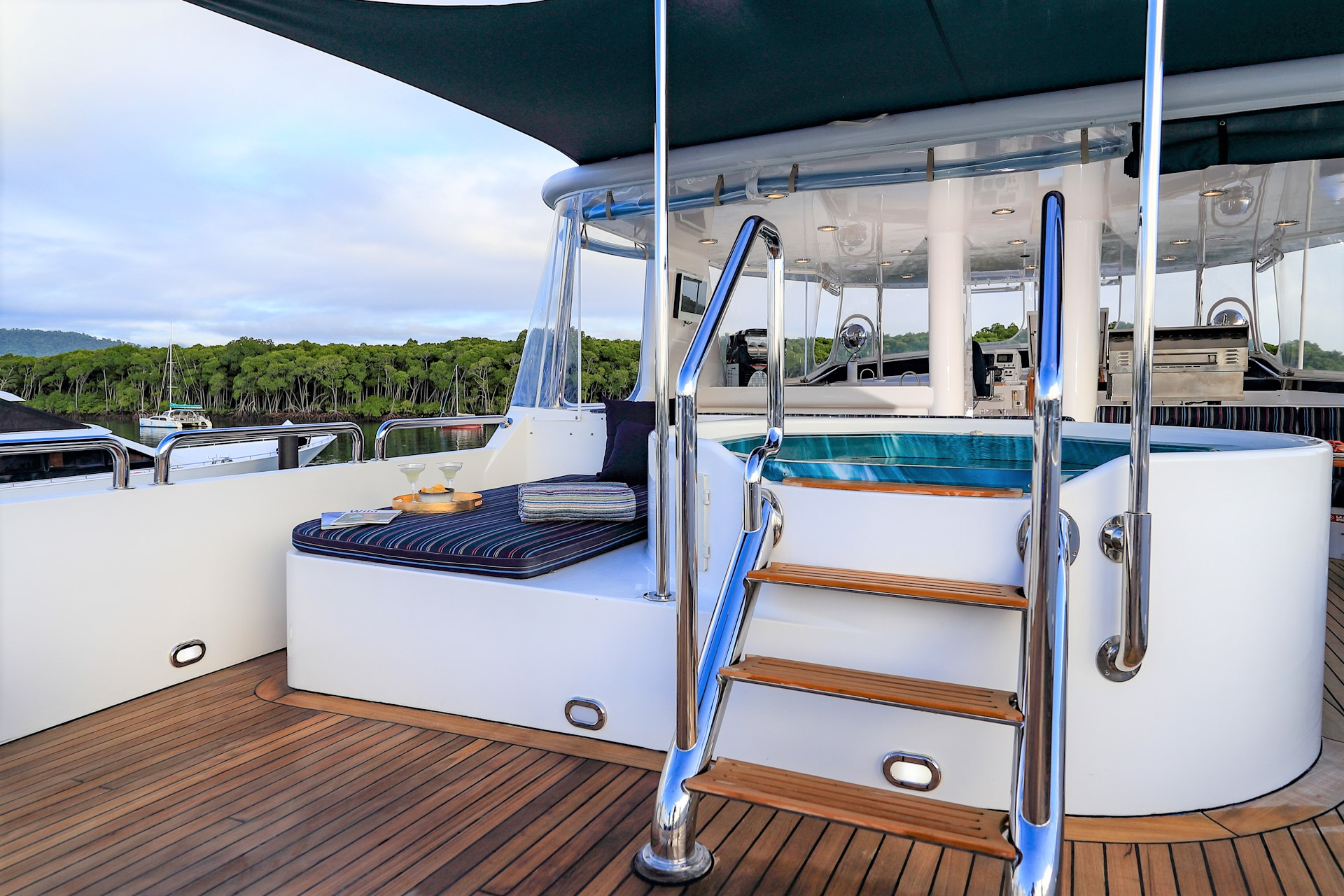 YOTSPACE superyacht voyages - Book By the Cabin - Phoenix One Spa