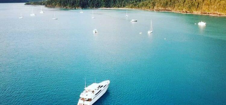 Best Superyacht Anchorages Whitsundays – Whitsunday Island – YOTSPACE superyacht voyages