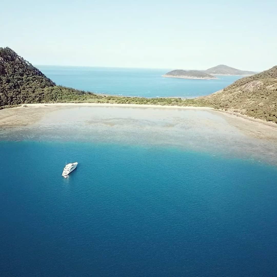 YOTSPACE superyacht voyages Whitsunday Islands - Lady Pamela