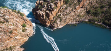 Kimberley Superyacht Voyage – 6 Nights – 7 Days – Prince Frederick Harbour to Broome  Superyacht – Phoenix One