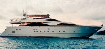 Gold Coast Voyages – 2 Nights –  Superyacht – Lady Pamela