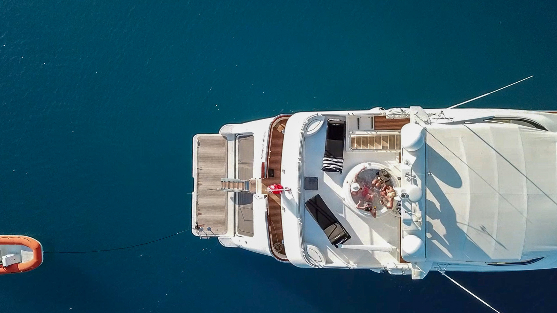 YOTSPACE - Superyacht Voyages -