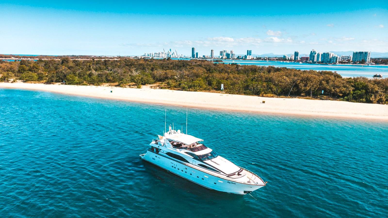 YOTSPACE - Superyacht Voyages - Gold Coast