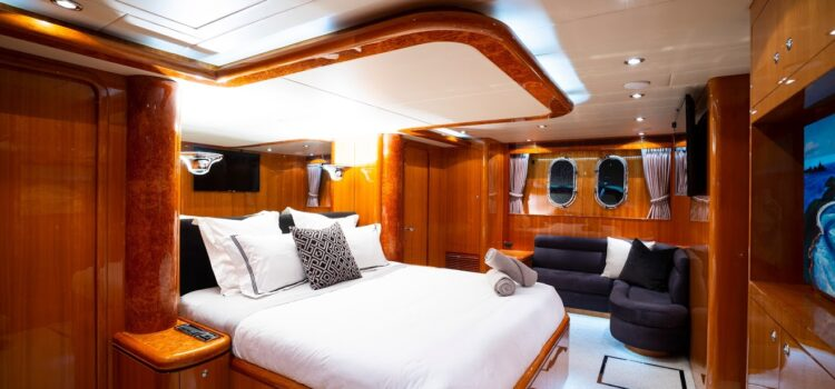 What is a Book By the Cabin superyacht voyage?