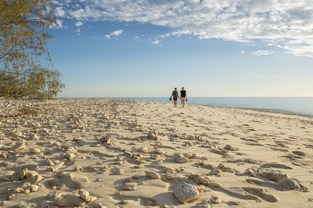 YOTSPACE superyacht voyages Great Barrier Reef - Explore Remote Islands