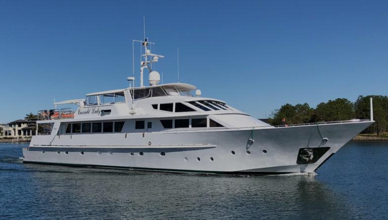 YOTSPACE Superyacht Holidays - Emerald Lady - Cruises