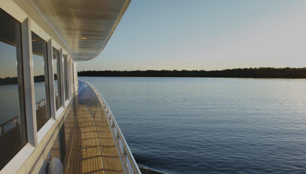 YOTSPACE Superyacht Holidays - Emerald Lady - Great Barrier Reef
