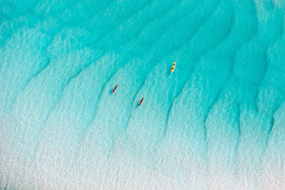 YOTSPACE superyacht voyages Great Barrier Reef