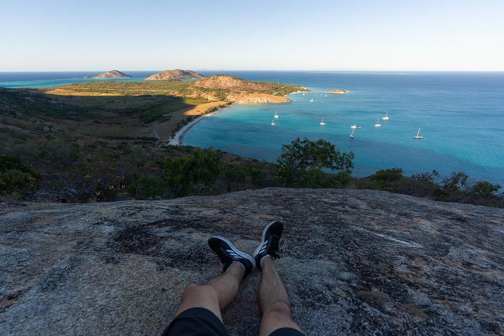 YOTSPACE superyacht voyages - Lizard Island View - Watsons Bay - Great Barrier Reef